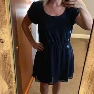 Nordstrom BP navy dress